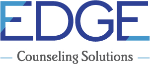 EDGE Counseling Solutions Sticky Logo